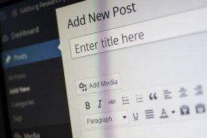 Blogging is essential to Inbound Marketing Services
