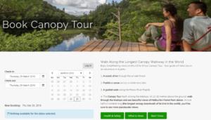 Haliburton Forest Growth-Driven Design Website