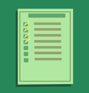checklist for good email subject lines