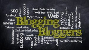 companies that use blogs