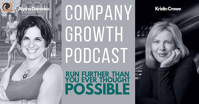 The Company Growth Podcast: Run Further Than You Ever Thought Possible