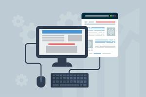 Website design boost