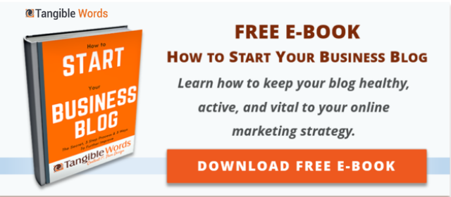 Download Your Business  Blog E-book