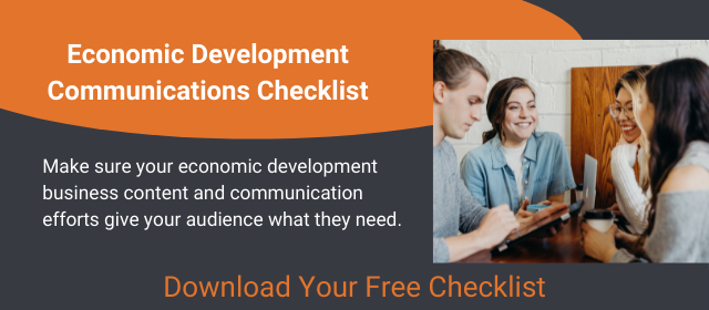 Download Economic Development  Communications Checklist