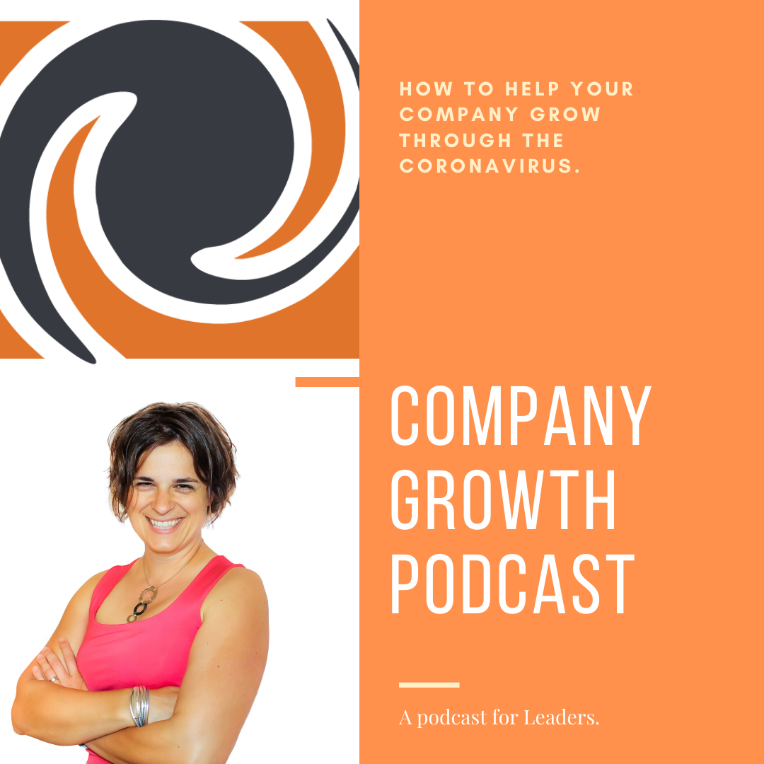 Company growth podcast - how to grow through economic uncertainty
