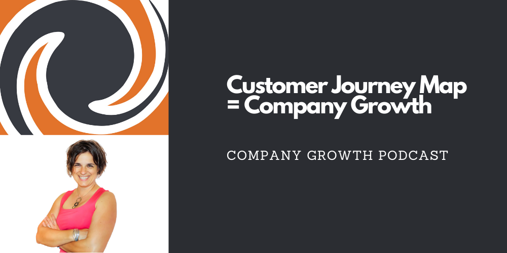Customer Journey Map for Company Growth