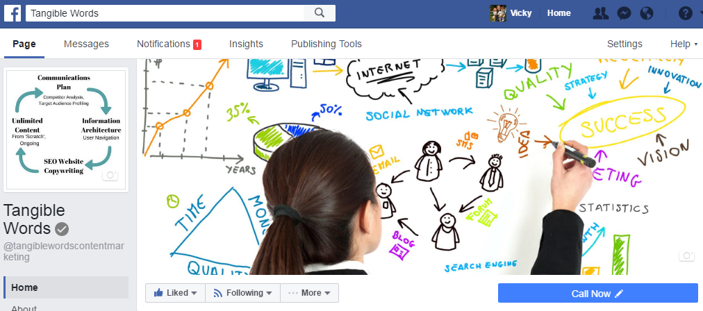 Tangible Words Facebook Business Page-1