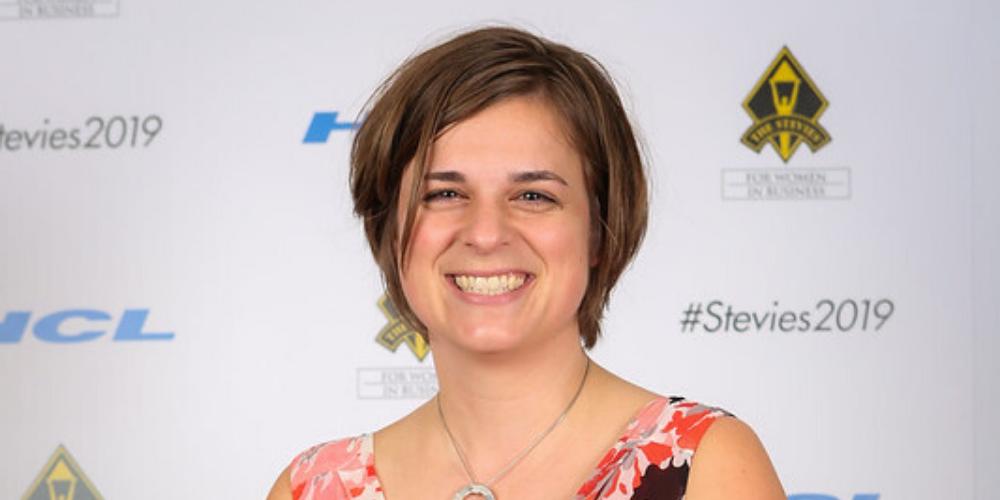 Stevie Awards 2019 - Bronze Female Entrepreneur of the Year Award