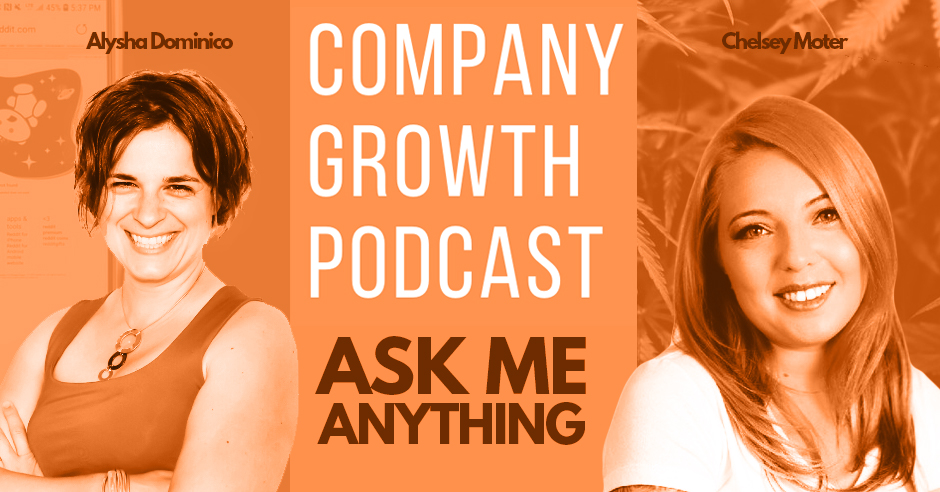 The Company Growth Podcast episode 9
