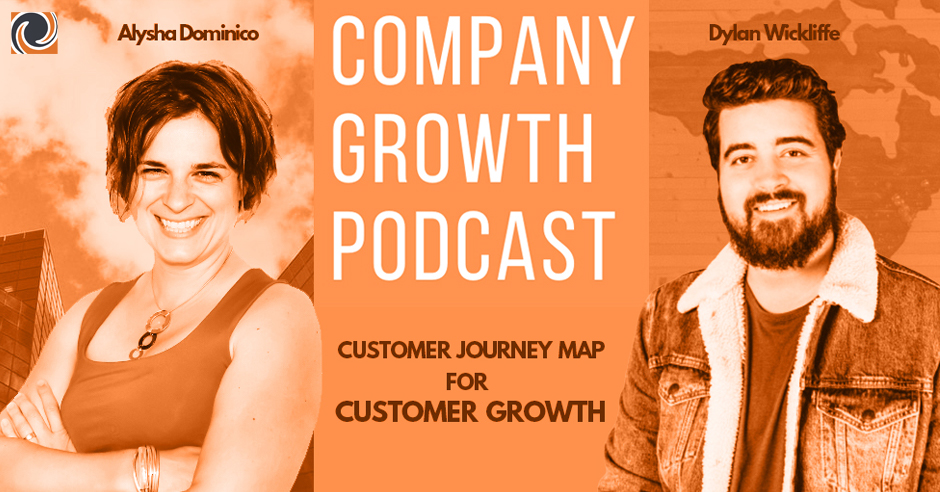 Dylan Wickcliffe Company Growth Podcast image
